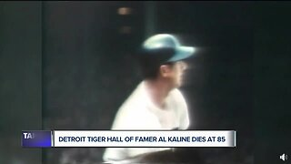 Remembering Tigers legend Al Kaline and his legacy on Detroit