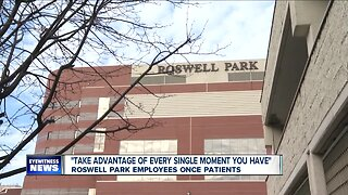 Roswell Park employees get personal about cancer