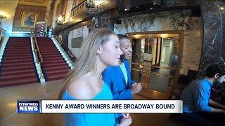 High School Kenny Award winners are Broadway Bound