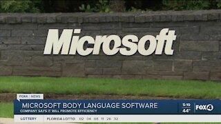 Microsoft body language software