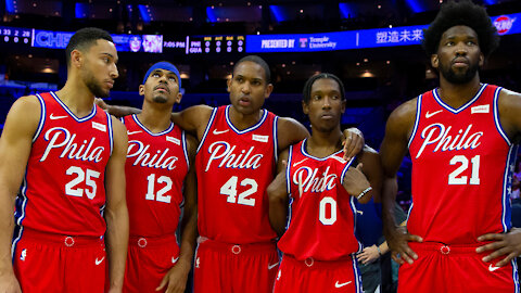 Ben Simmons, Joel Embiid & The Sixers Have The EASIEST Path To Win NBA Title This Year