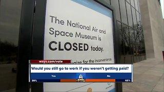 Federal contractors talk about shutdown concerns
