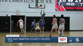 Martin County off to hot start