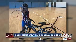 Kids with special needs reach milestone at camp