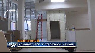 Community Crisis Center to open its doors Monday