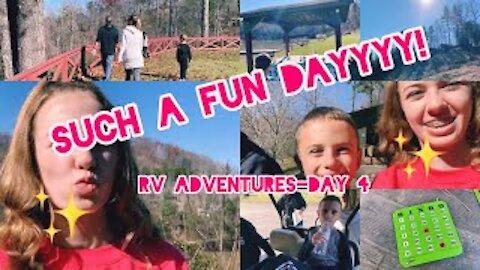 Exploring Jellystone!! RV Adventures-Day 4! | Gabby's Gallery