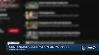 Charlotte County centennial celebration