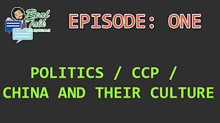 Real Talk with Djayrams | Episode 1: US Politics, Thai Politics, CCP and China Culture