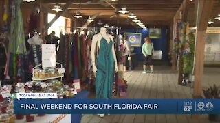 South Florida Fair wraps up this weekend