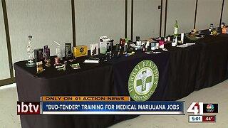 """Bud-tender"" training for medical marijuana jobs"