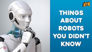 Top 4 Facts About Robots