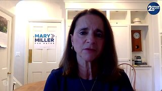Baltimore Mayoral candidate Mary Miller on working relationship with State's Attorney Marilyn Mosby
