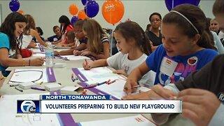 Kids, community members uniting to design, build new playground in North Tonawanda