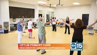 Optum Care Primary Care offers tips to seniors who want to stay active but cool this summer
