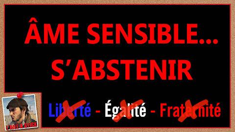 2021-037 La liberté ça se gagne - France - Texas - Belgique