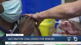 Vaccine challenges for seniors