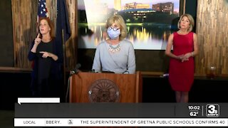 Mayor Stothert and Dr. Adi Pour provide COVID update