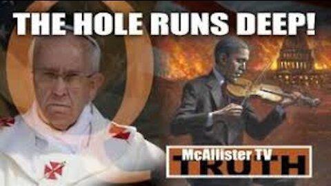 McAllisterTV - TREASURE TROVE OF SICK EPSTEIN DOCS! A PIPELINE OF KIDS...HAITI TO THE VATICAN!