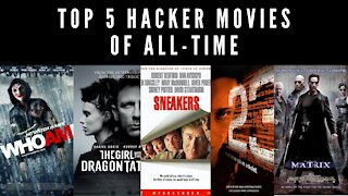 Top 5 Hacker Movies of All-Time