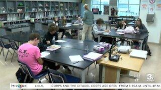 Community helps teachers get classrooms ready