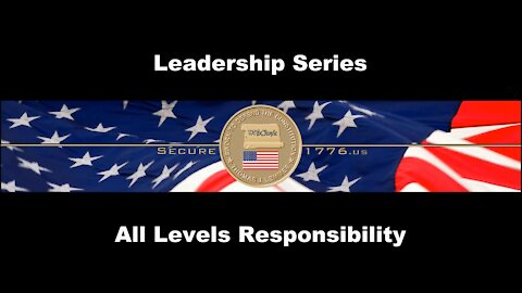Leadership Series - All Levels Responsibility