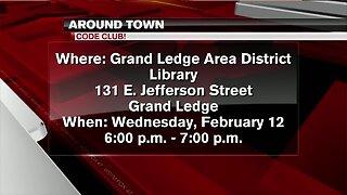 Around Town - Code Club - 2/11/20