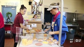 Some Pinellas high schools opt for 'end of school' lunches