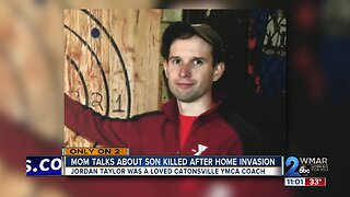 Mother of slain YMCA coach, mentor speaks out