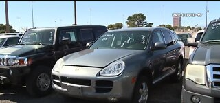 Popular auction returns to Las Vegas area