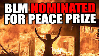 BLM Nominated for Nobel Peace Prize