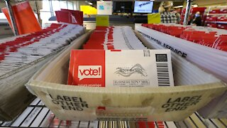 Washington County Expecting Up To 90% Voter Turnout