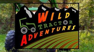 The Adventure Begins | Wild Tractor Adventures #01