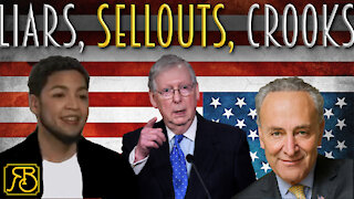 McConnell gives Schumer EVERYTHING, AOC is proven a LIAR