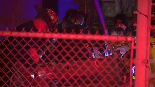 2 people transported after crash on Superior Avenue