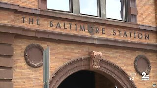Volunteers return to the Baltimore Station