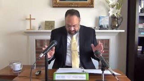 4/4/21 Messiah's Questions: An Easter Sermon