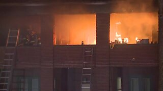 West 14th Street fire