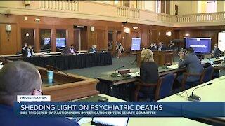 Shedding light on psychiatric deaths