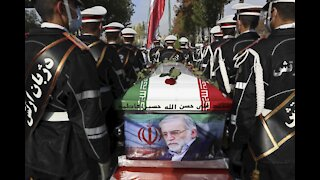 Iran says Israel killed military nuclear scientist remotely with machine gun