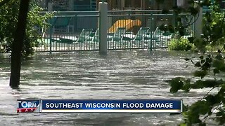 Flooding widespread in southeast Wisconsin