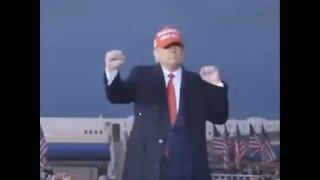 Your President, Donald J Trump