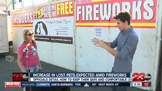 Article: Animal Services: Prepare to make pets comfortable amid firework season