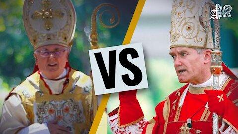 The Rivalry Between SSPX & FSSP w/ Timothy Gordon