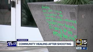 Phoenix community healing after deadly overnight shooting