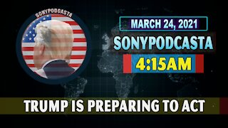x22 Report Today - Trump Is Preparing To Act