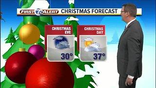 Christmas forecast
