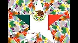Gracias México! Por su apoyo y cariño! [Bandera México] [Frases e Poemas]