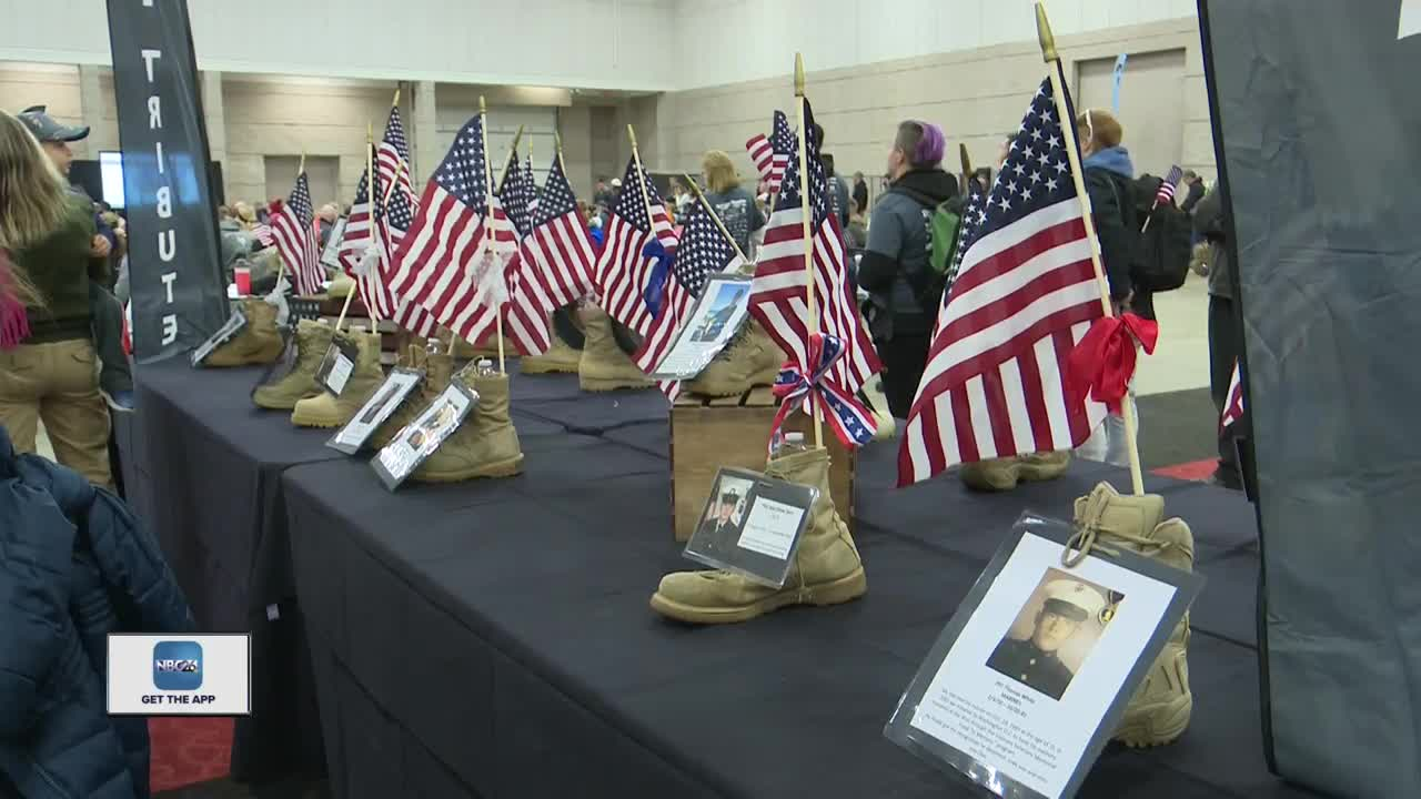 Veteran suicide awareness walk