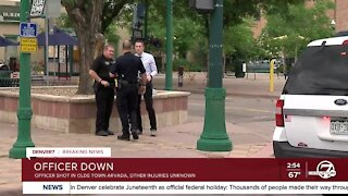 3 pm update on Olde Town Arvada shooting