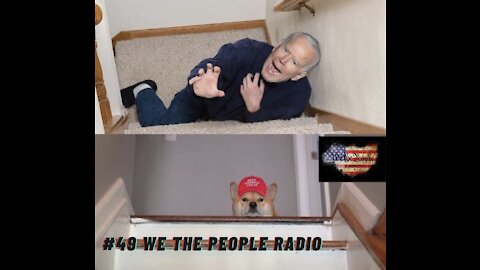#49 We The People Radio - Time to Circle Back to The Crisis at The Border